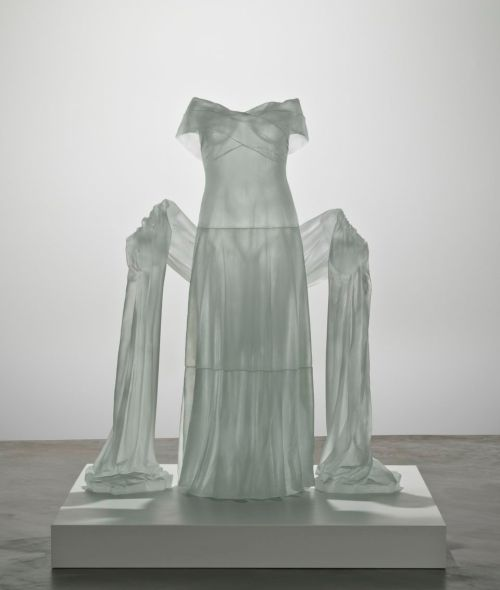 CMOG Evening Dress with Shawl Karen LaMonte Zelezny Brod 2004