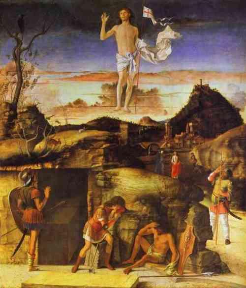 Giovanni-Bellini- The Resurrection 1475
