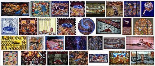 Judith Schaechter- Google Image Screenshot