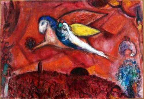 Marc Chagall Song of Songs