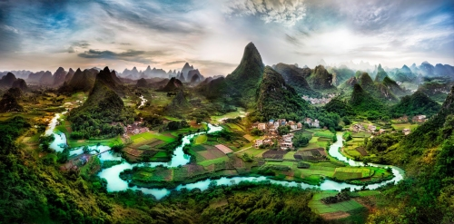 Trey Ratcliff - china-deep-in-the-guangxi-province
