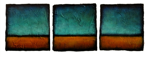 GC Myers- Trio:Three Squares