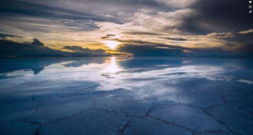 Salar de Uyuni- Enrique Pacheco Film