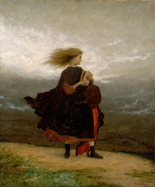Eastman_Johnson_-_The_Girl_I_Left_Behind_Me_-_Smithsonian