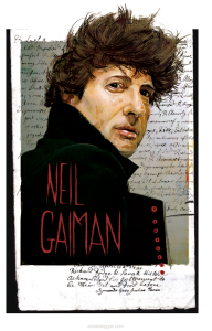 NeilGaiman-by-AdrienDeggan