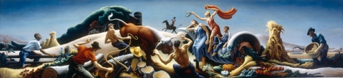 Thomas_Hart_Benton_-_Achelous_and_Hercules_-_Smithsonian
