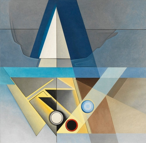 Lawren Harris abstract