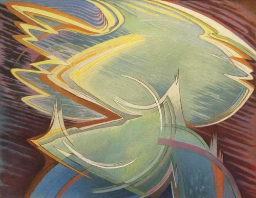 Lawren Harris - abstract