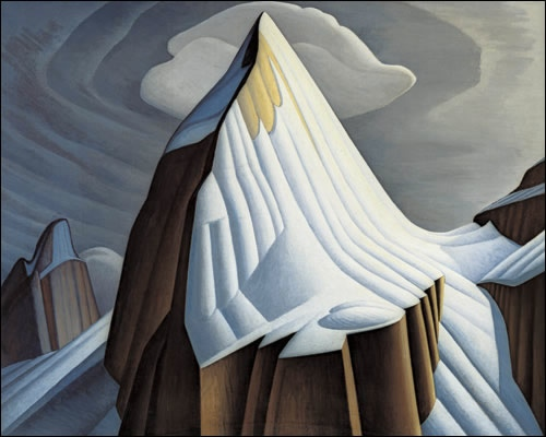 lawren harris-mt-lefroy