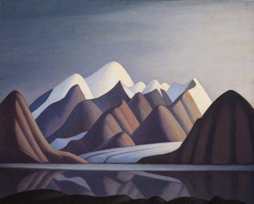 LawrenHarris-Mount-Thule-Bylot-Island-1930