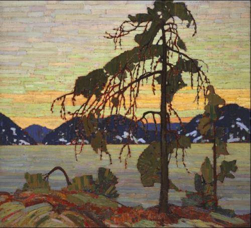 Tom Thomson- The Jack Pine -1917