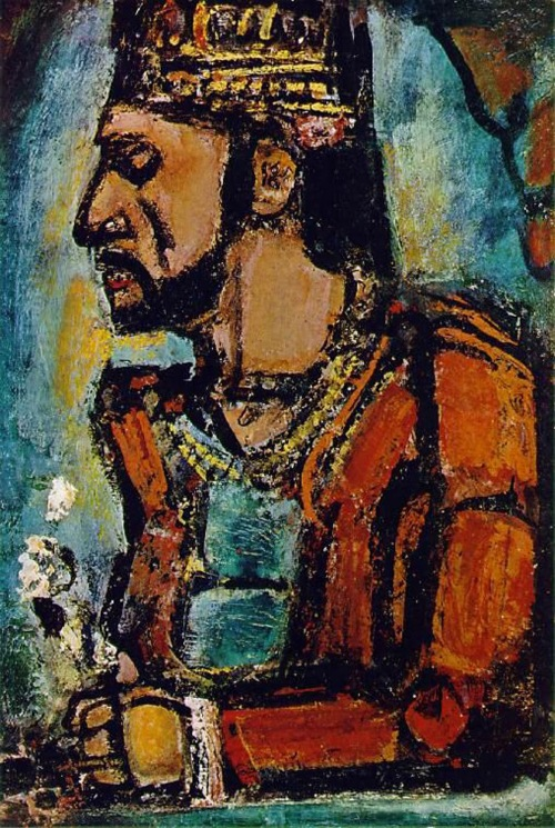 Georges Rouault The Old King