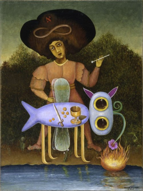 Victor Brauner- The Surrealist 1947