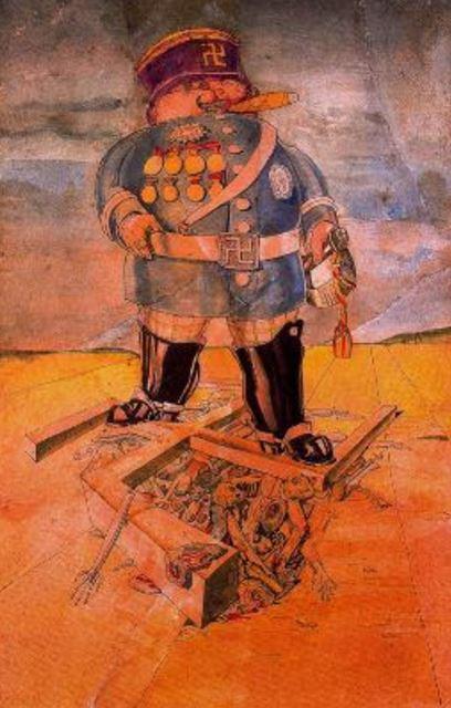 Victor Brauner- Untitled 1935