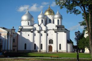 St. Sophia Cathedral in Novgorod