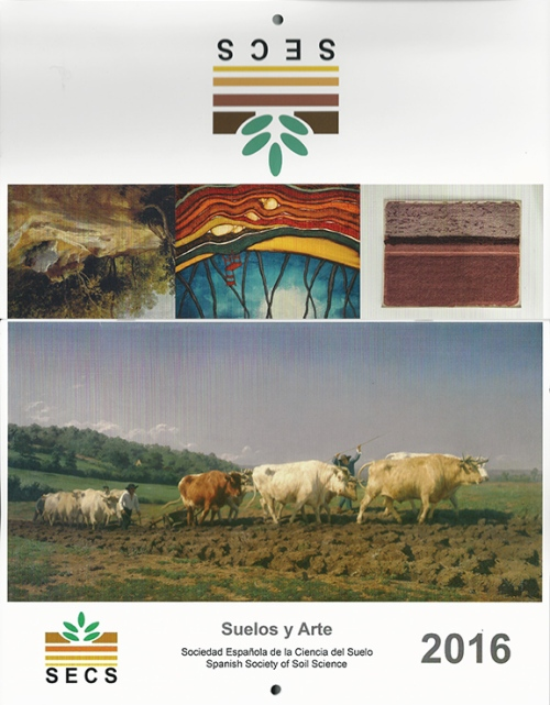 Spanish Soil  Society Calendar Cover 2016 a sm
