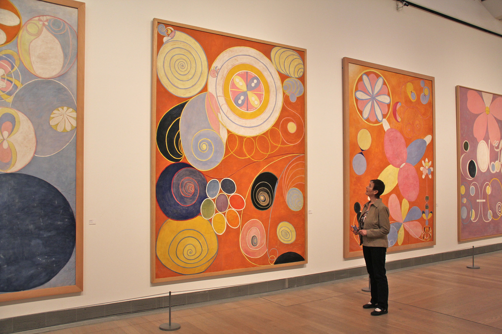 Hilma af Klint - A Pioneer of Abstraction3