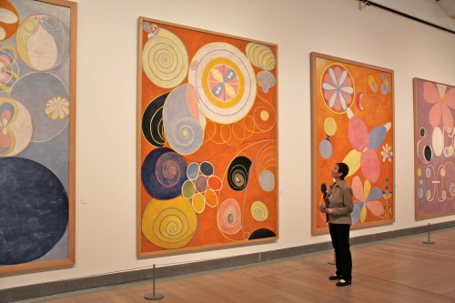 Hilma af Klint - A Pioneer of Abstraction3