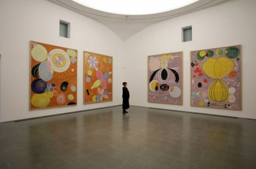 Hilma af Klint - Painting the Unseen2