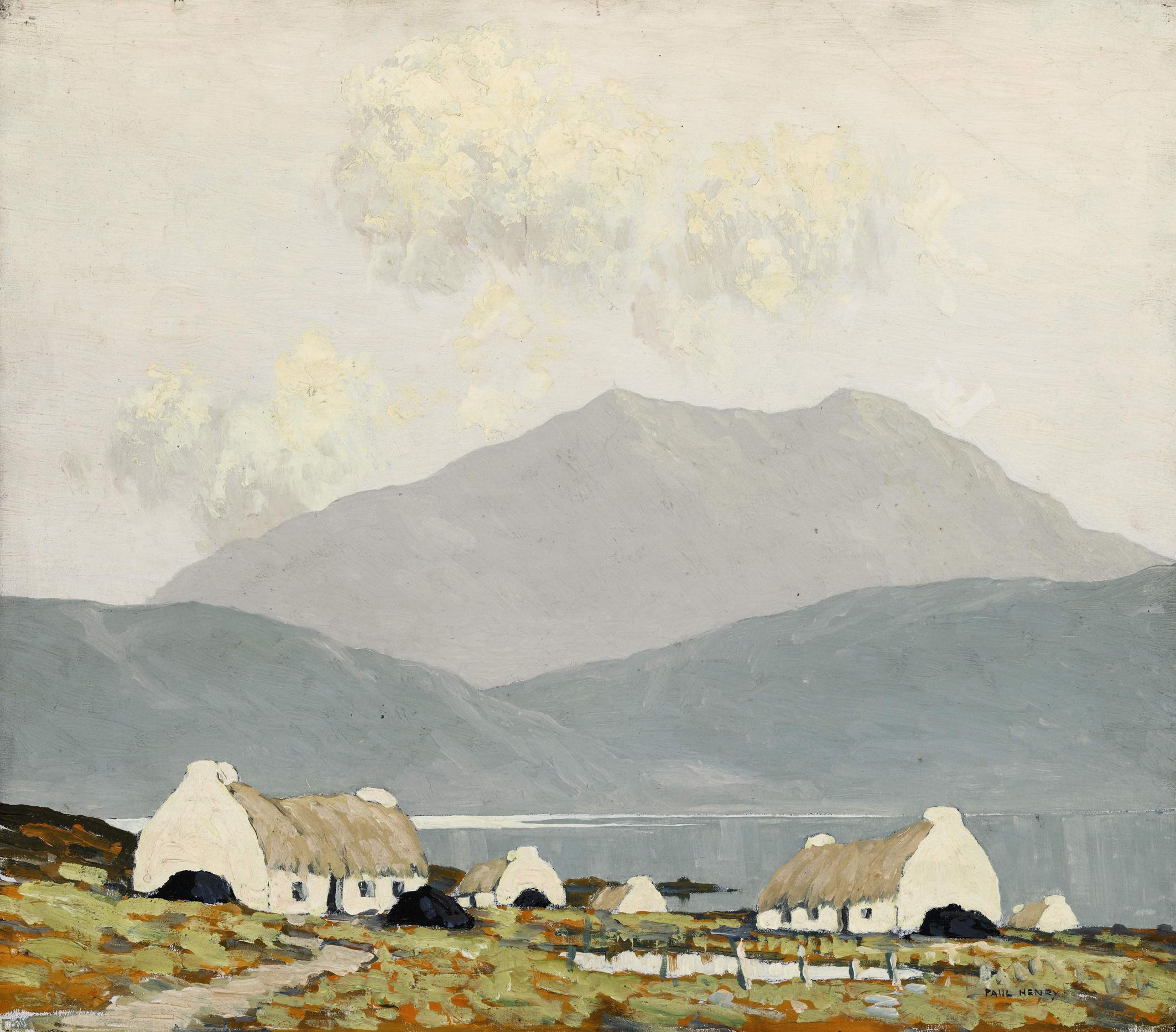 Paul Henry Killary Bay