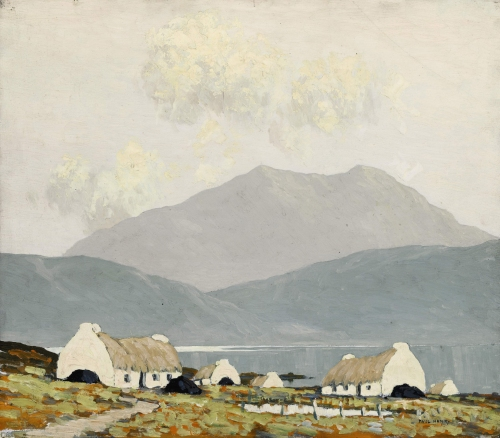 Paul Henry Killary Bay
