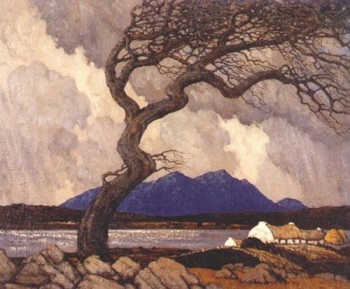 Paul Henry - The Fairy Thorn