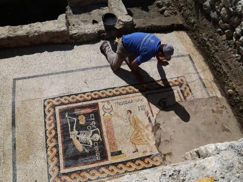 2200-year-old-Antakya Turkey Mosaics 1
