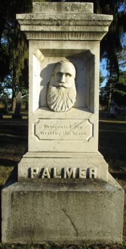 Palmer Beard Grave