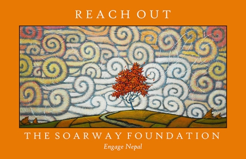 Soarway Poster -Engage Nepal