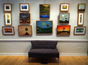 2016 Principle Gallery Wall shot a
