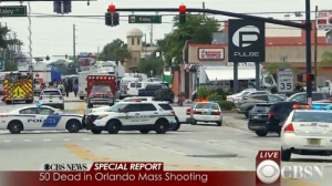 Orlando Mass Shooting Screenshot