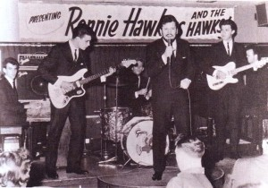 Ronnie Hawkins and the Hawks (Later known as The Band)