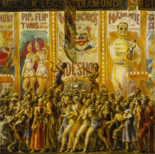 Reginald Marsh Pip and Flip