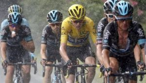 Tour de France Froome and Team Sky