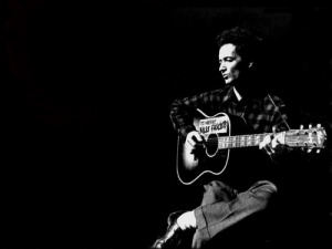 Woody Guthrie -This Machine Kills Fascists