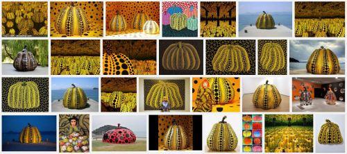 yayoi-kusama-pumpkins