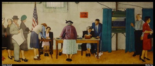 norman-rockwell-election-day