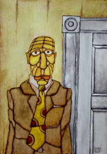 GC Myers- The Deacon's New Tie 1995
