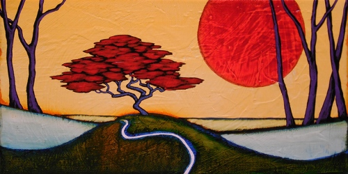 GC Myers- A Small Serenity