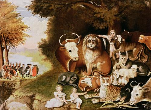 the-peaceable-kingdom-edward-hicks
