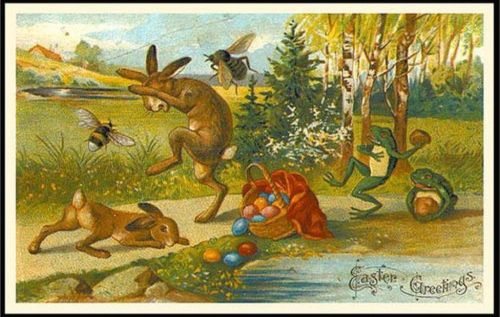 Victorian Easter Cards 3