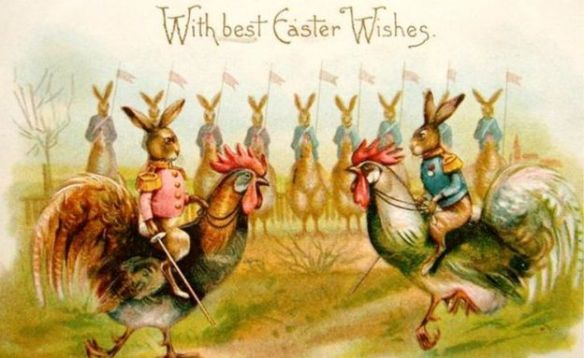 Victorian Easter Cards 5