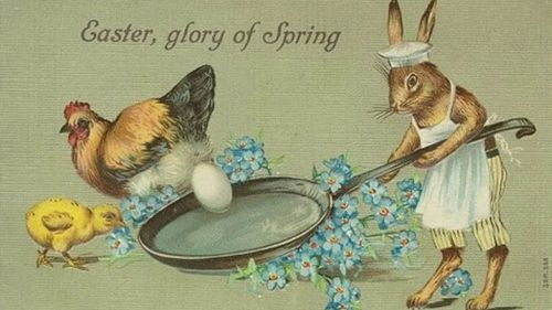 Victorian Easter Cards 6