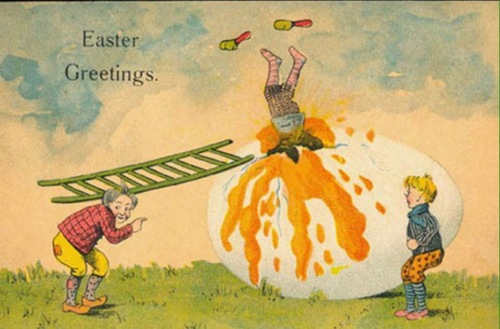 Victorian Easter Cards 7
