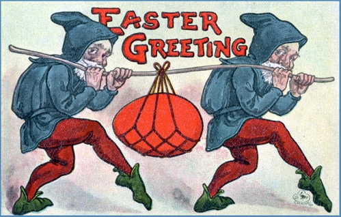 Victorian Easter Cards 8