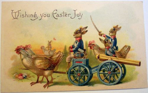 Victorian Easter Cards 9
