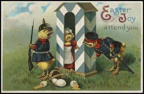 Victorian Easter Cards