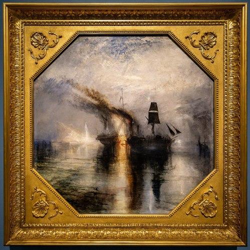 Turner-Peace_-_Burial_at_Sea framed
