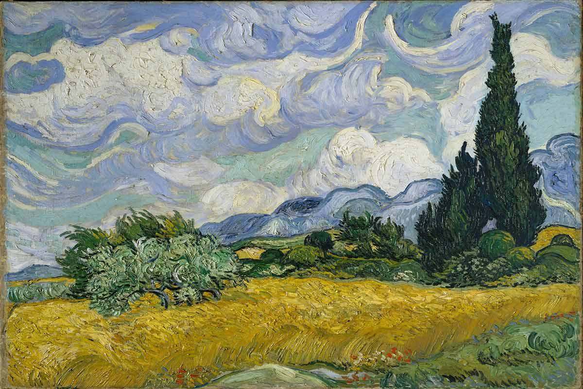 Vincent-van-Gogh-Whaet-Field-with-Cypresses.-Image-via-wikimedia.org_