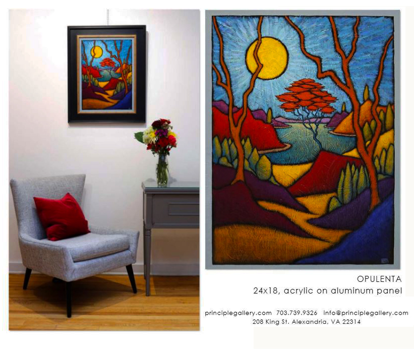 9921069 Opulenta Principle Gallery 2021 Catalog Page